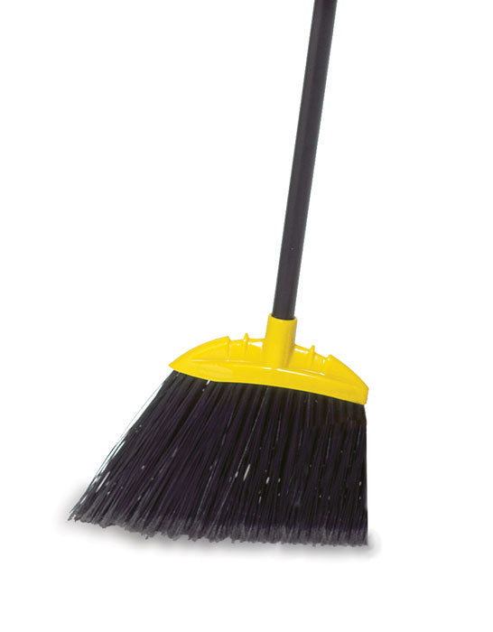 Lobby broom, polypropylene with handle 35