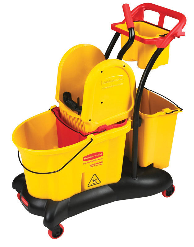(spec.ord) WaveBrake deluxe trolly down press combo  yellow