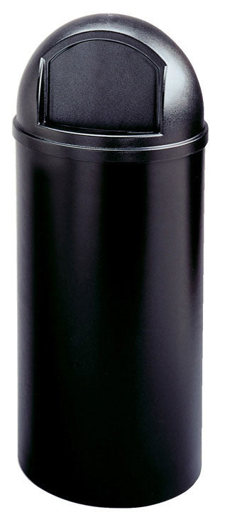 Marshal container 25 GAL black 18