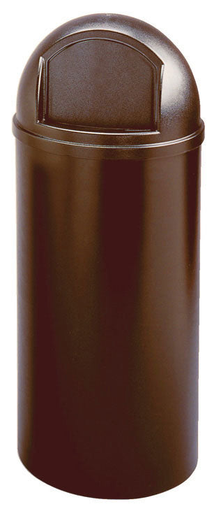 (spec.ord) Marshal container 25 GAL brown 18