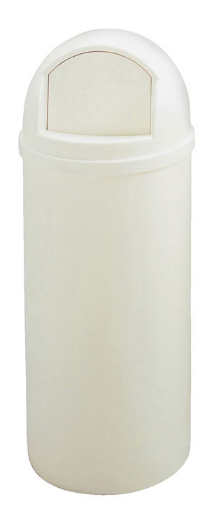 (spec.ord) Marshal container 25 GAL white 18