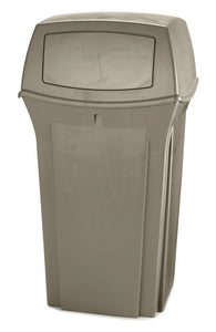 "(spec.ord) Ranger container 35 GAL beige 19.5"" x 39.75"" H"