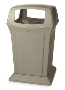 (spec.ord) Ranger container without doors 45 GAL beige