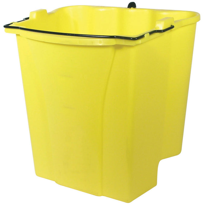 (spec.ord*6*) Dirty water bucket for WaveBrake yellow 8.75 gal