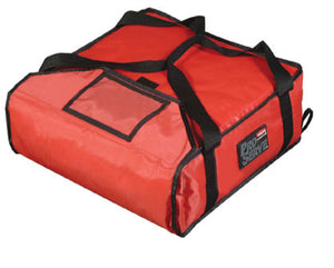 "Proserve pizza delivery bag red 5.25""x18""x 18"""