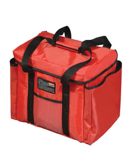 "(spec.ord*4*) Proserve sandwich  delivery bag red 12""x15""x12 """