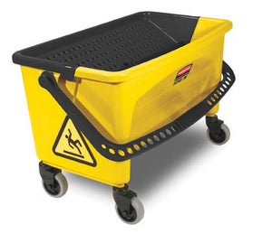"HYGEN bucket wringer yellow 14.5"" x 26.2"" x 16.1"""