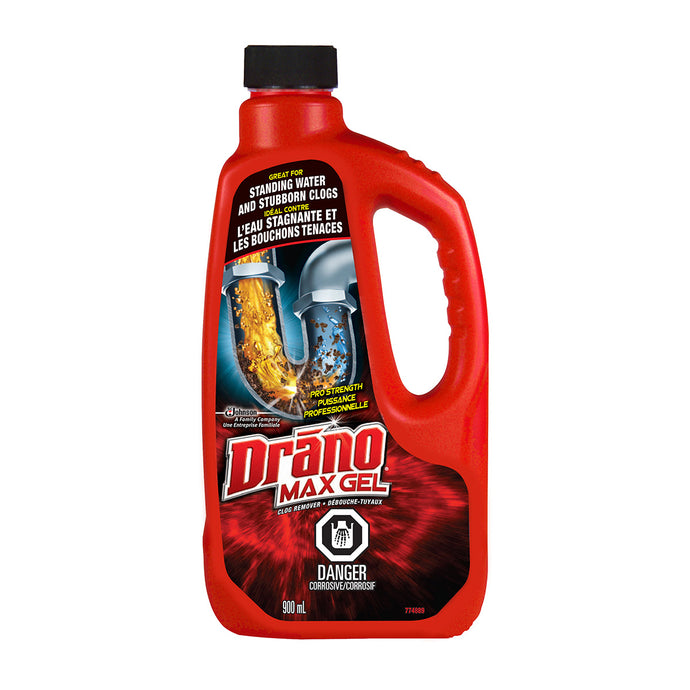 Drano Kitchen Gel Clog Remover
