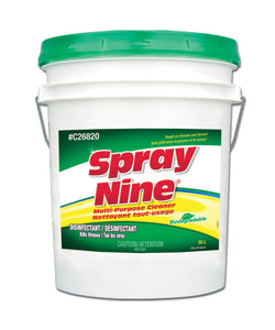 SPRAY NINE all purpose cleaner 20L pail