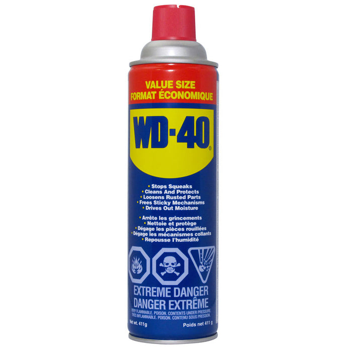 WD-40 Industrial  & CTC Lubricant  12 x 411G)