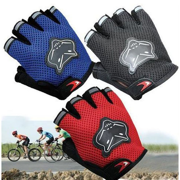 Cycling Gloves Weight Lifting Gloves Body Building Fitness Men Womens Gym Gloves Anti Slip Bar Grips Training Exercise Mitts