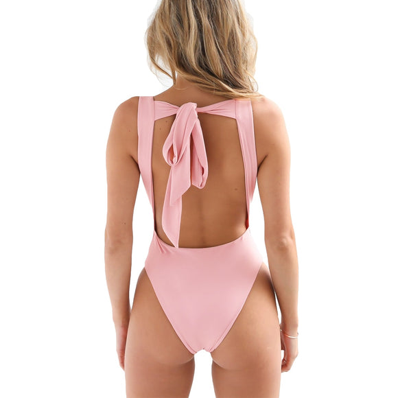 Sexy Bodysuit Women Sleeveles Playsuit Backless Summer Bodycon Jumpsuit