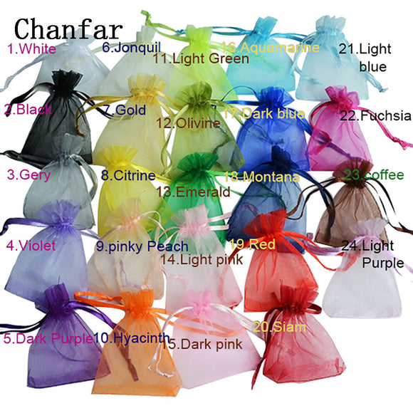 Organza Bags Jewelry Packaging Bags Wedding