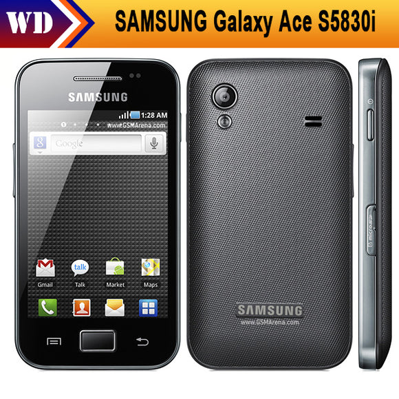 S5830i Samsung Galaxy Ace S5830 Original Android 5MP WIFI GPS Unlocked
