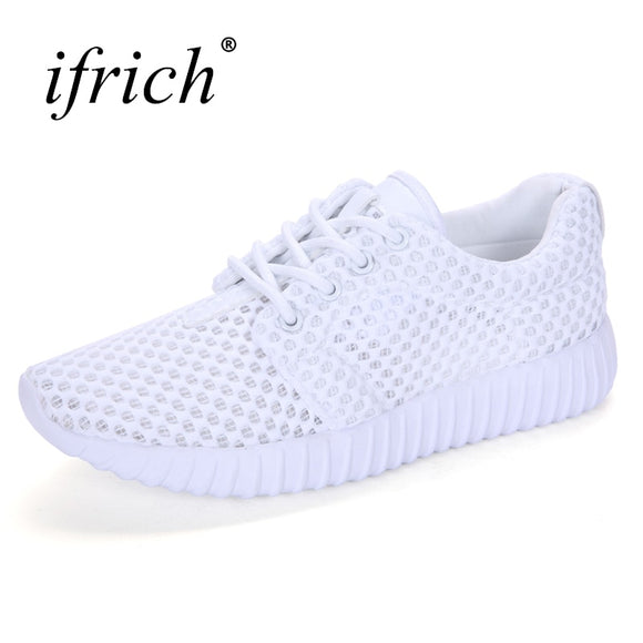 2017 Spring/Summer Nice Sport Shoes For Women Lightweight Mesh Running Sneakers Women Luxury Black Pink Walking Jogging Sneakers - NosNos