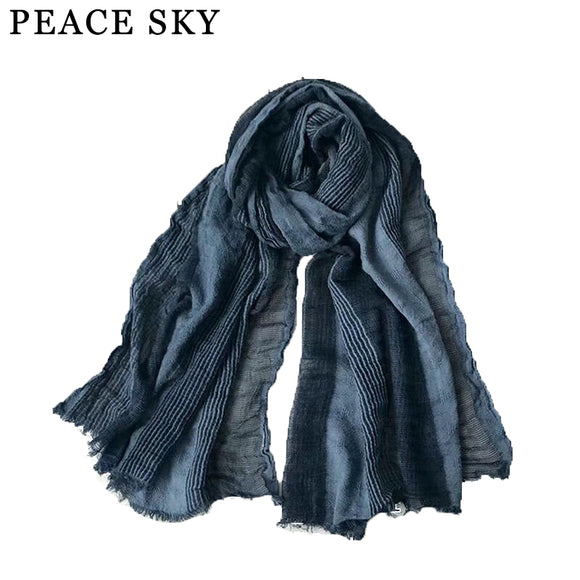 2017 Superbig Japanese Style Winter Scarf Cotton