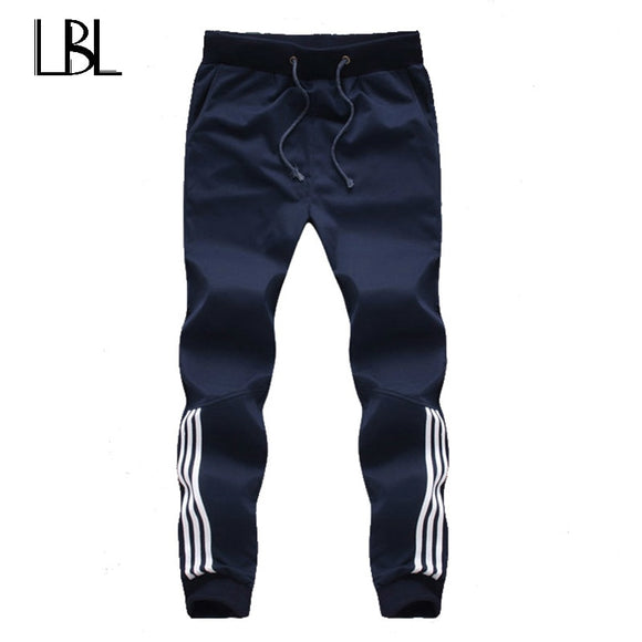 2018 New Fashion Tracksuit Bottoms Mens Casual Pants Cotton Sweatpants Mens Joggers