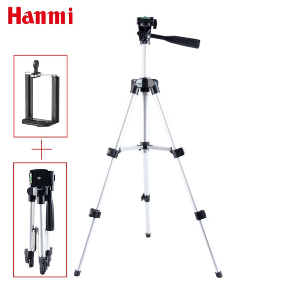 Hanmi Portable Smartphone Digital Camera Flexible Tripod