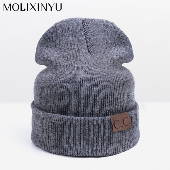 MOLIXINYU 2018 New Arrive Fashion Children Hat For Girls Winter Baby Hat