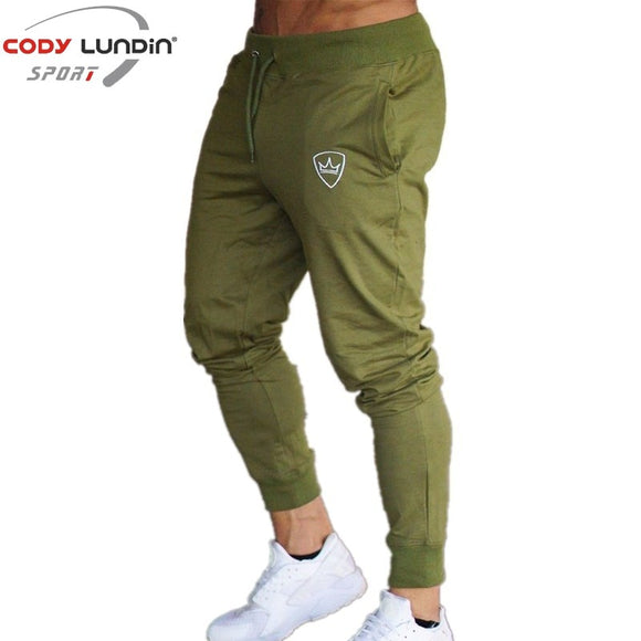 2018 New Men Joggers Brand Male Trousers Casual Pants Sweatpants