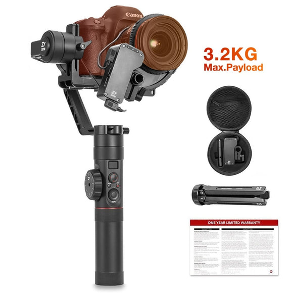 Zhiyun Crane 2 3-Axis Handheld Gimbal Stabilizer with Follow Focus Control