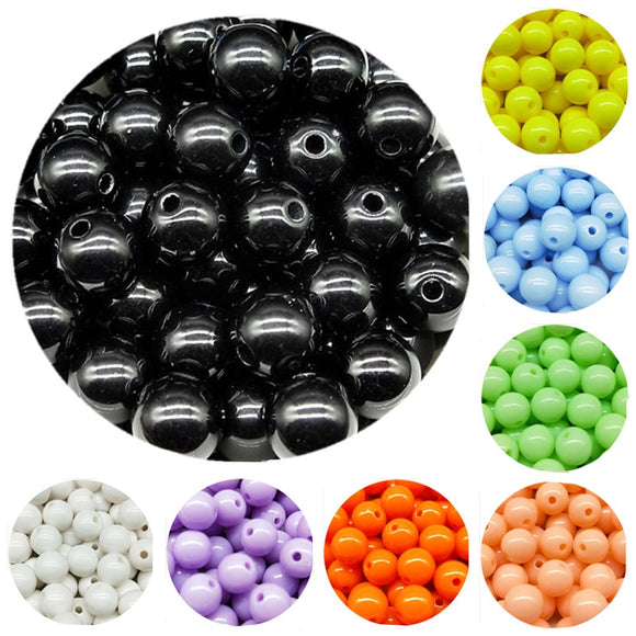 Cheap Hot Acrylic Beads Fits for Handmade DIY Necklace