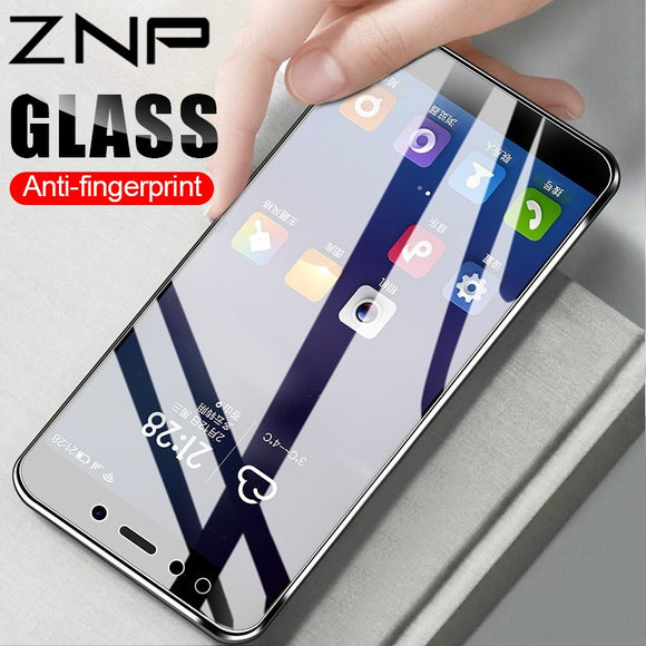 ZNP 9H Screen Protector Tempered Glass For Xiaomi Redmi Note 5A 5 Full Cover Protective