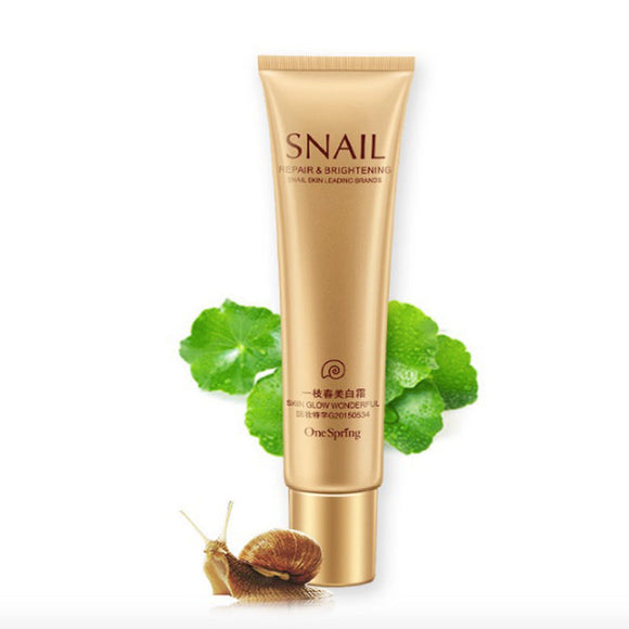 2018 Snail Essence Face Cream Serum Whitening Anti-wrinkle Anti Aging Hydrating