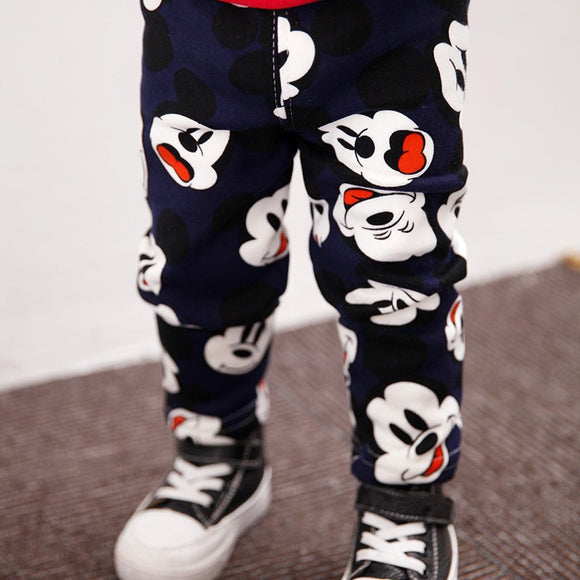 baby Girls and baby boys leggings in the fall/winter boy pants