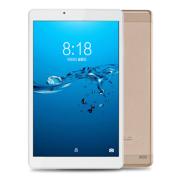 New GOLD 10.1 inch Original Design Android 7.0 Quad Core IPS Tablet