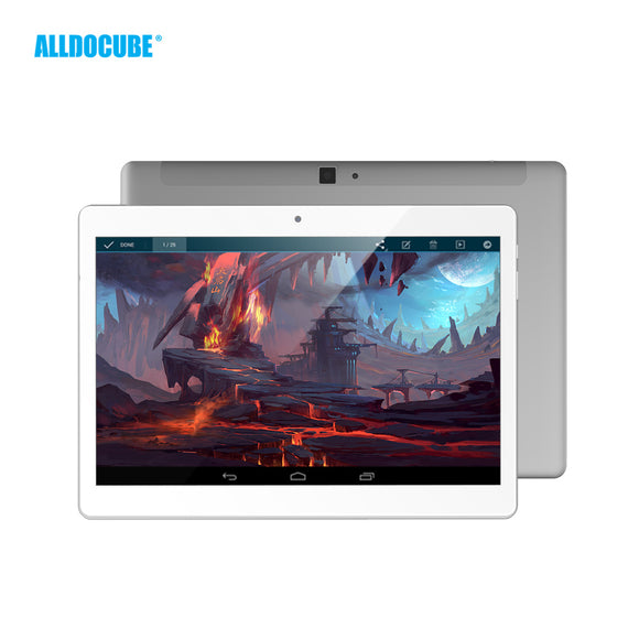 ALLDOCUBE M5 10.1 Inch 4G Phone Call Tablet PC 2560*1600 IPS Android 8.0
