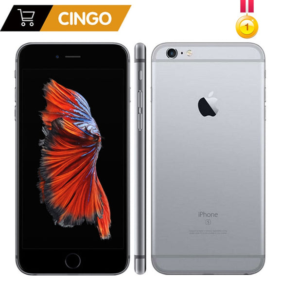 Unlocked Apple iPhone 6s 2GB RAM 16/64/128GB ROM Cell Phone IOS A9 Dual Core 12MP Camera