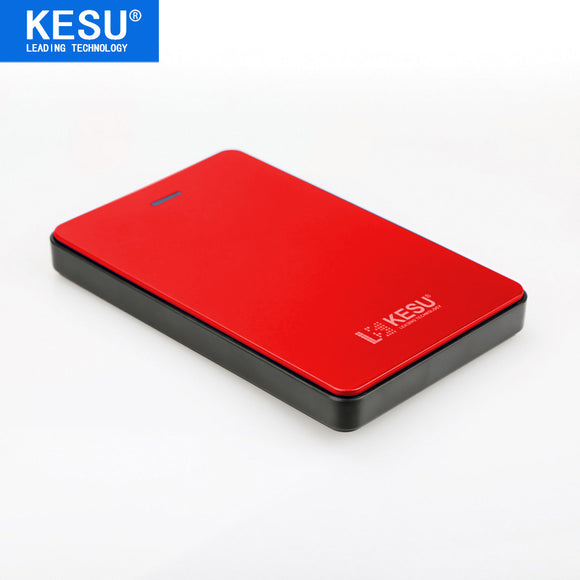 Original KESU 2.5 Inch External Hard Drive Storage USB 2.0 HDD Portable External HD Hard Disk