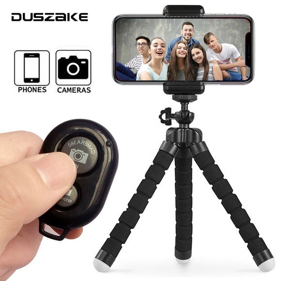DUSZAKE Flexible Gorillapod Mini Tripod