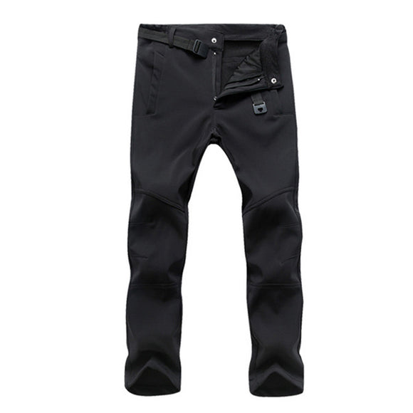 VERTVIE Autumn Hot Sales Mens Waterproof Pants Casual