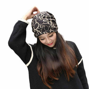 Classic Fashion Hats Caps Women Hip-Hop English Letter Multi Purpose