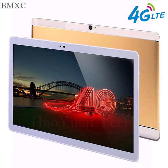 2018 Free Shipping phone call tablet Android 7.0 10.1 inch tablet 4G android tablet 10 inch