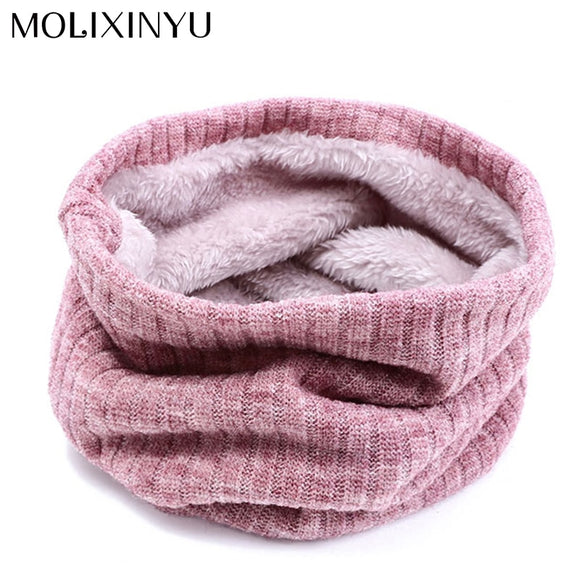 MOLIXINYU Children Scarf For Boys Girls Winter Scarf