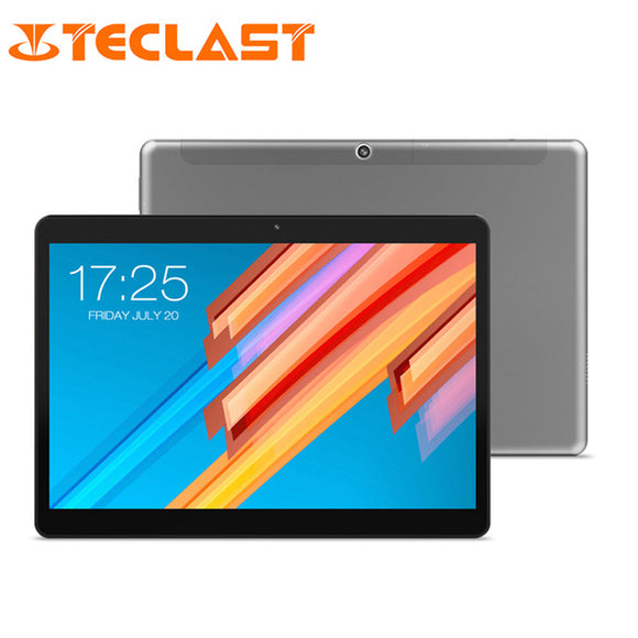 10.1 inch 2560*1600 Tablet PC Teclast M20 MT6797 X23 Deca Core Android 8.0 4GB RAM