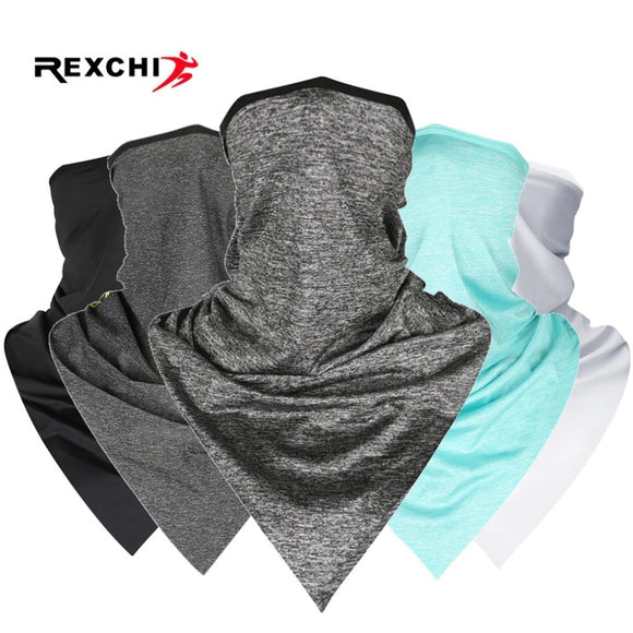 REXCHI Cycling Face Bandana Outdoor Sports