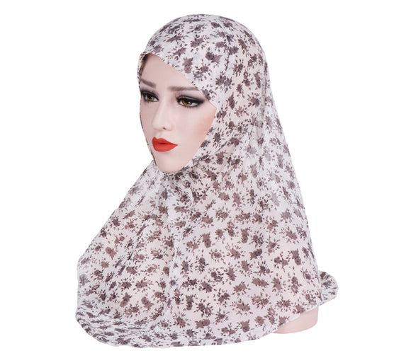 Muslim Fashion Women's Hijabs Fashion Hijab/Scarf/Cap