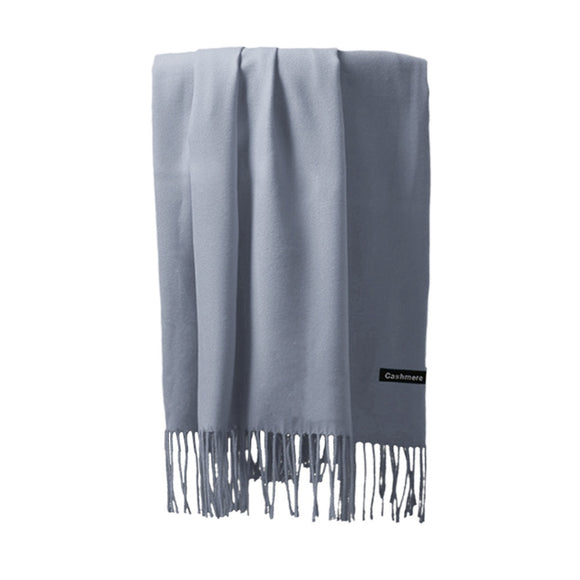 Bohemia Women Lady Tassels Shawl Voile Rectangle Scarf Scarves