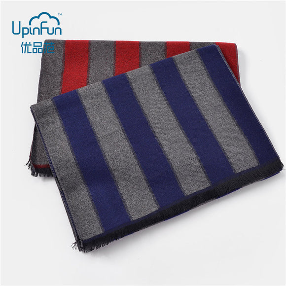 10 Colors 2018 New Autumn and Winter Warm Men's Scarf