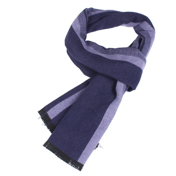 Newest Fashion Design Casual Scarves Winter Men's Scarf