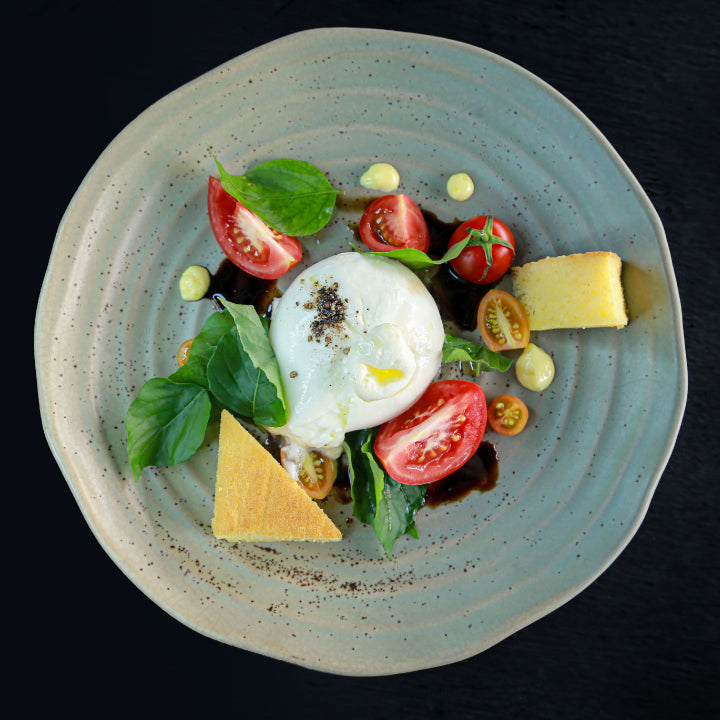 Smoked Burrata Salad