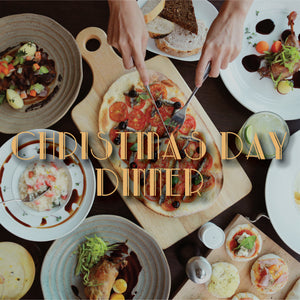 CHRISTMAS DAY DINNER 25 DEC 2018 | LE MERIDIEN BANGKOK