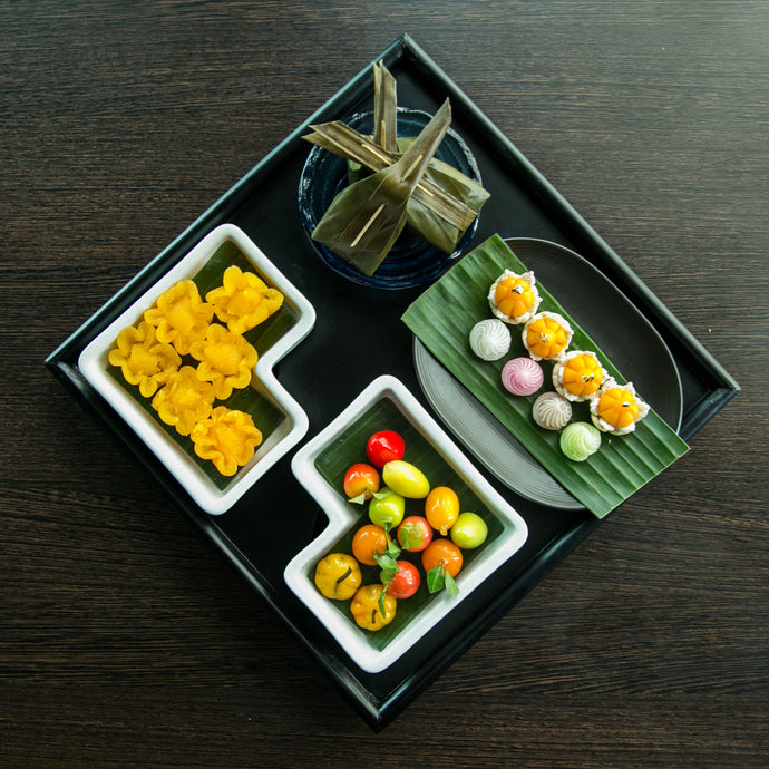 Discovery Tray - Thai Desserts