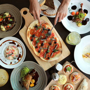 CHRISTMAS EVE LUNCH 24 DEC 2018 | LE MERIDIEN BANGKOK