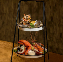 Lifestyle Dinner Buffet Featuring 'Seafood Tower'