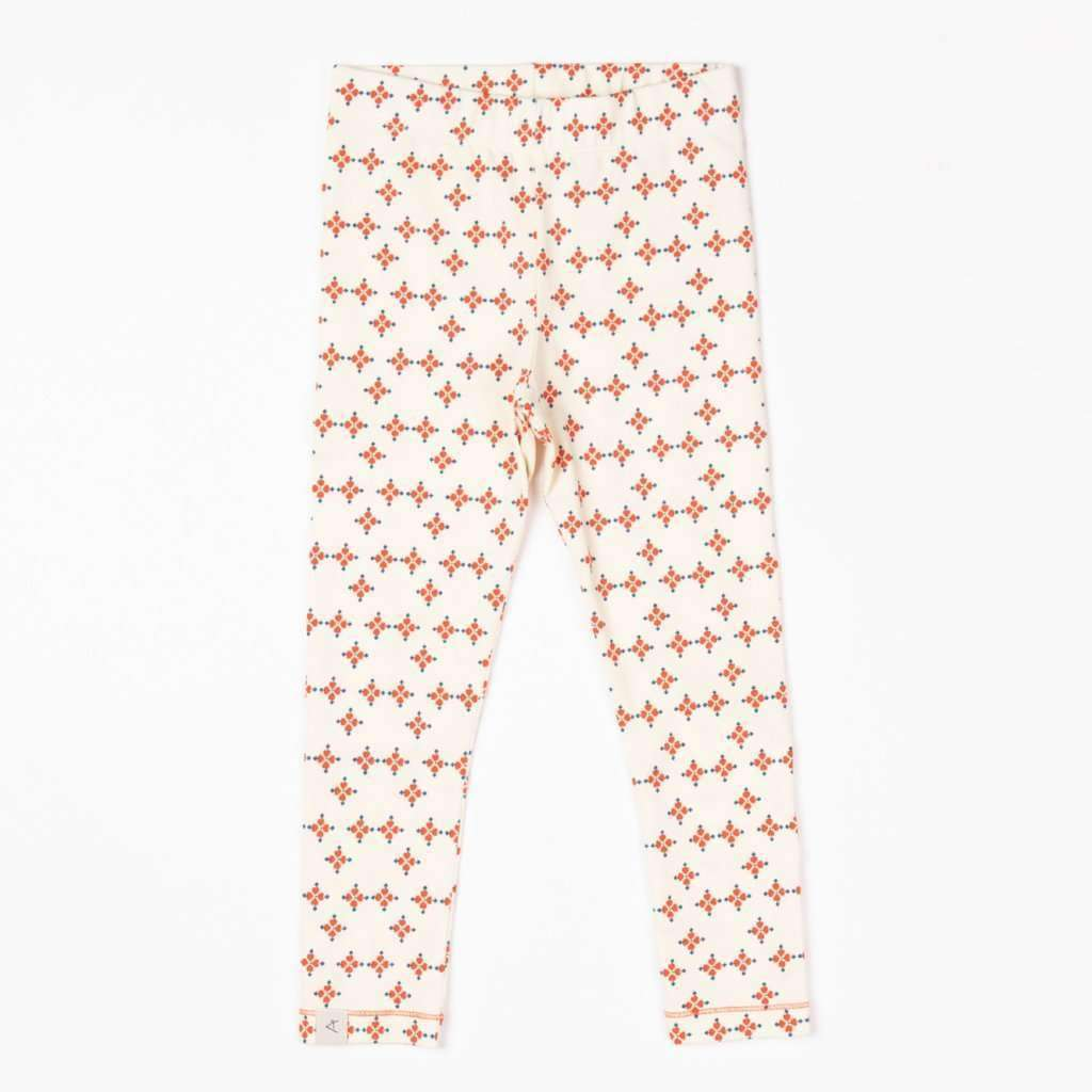 Alba of Denmark Bottoms Alba of Denmark Haniella Leggings Fiesta Mini Hearts